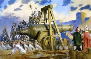 batalla-de-castelnuovo-artileria