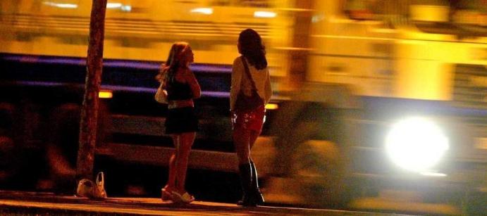 prostitutas en calle
