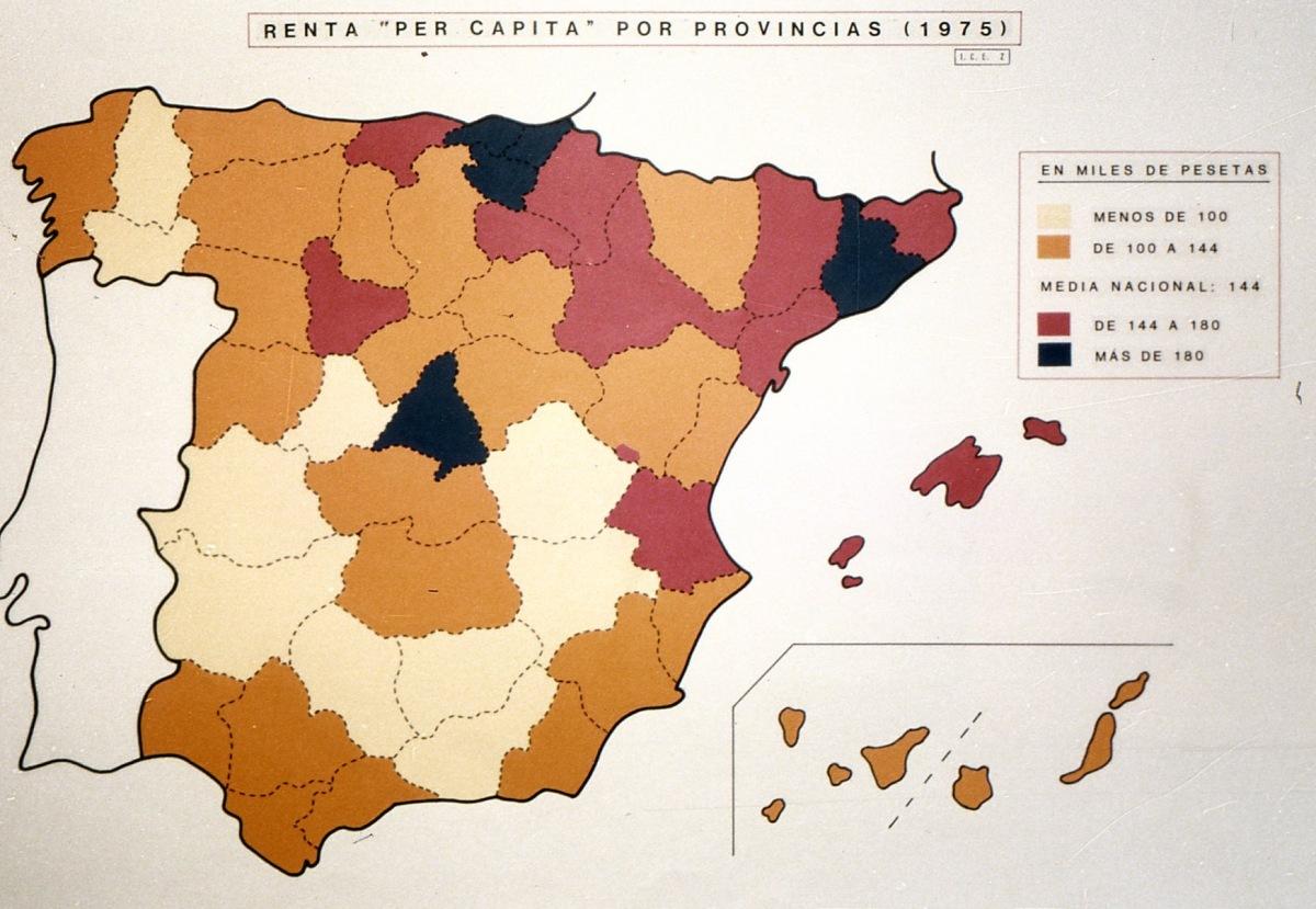 Cómo trataba Franco a Cataluña y el País Vasco