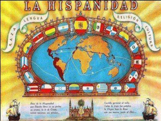 Orgullosos de la Hispanidad