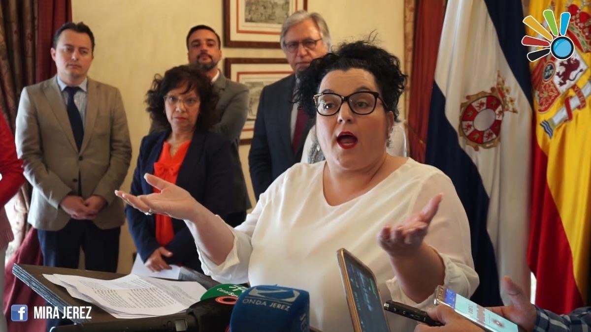 ¡Viva Antonia Alba, la jerezana valiente!
